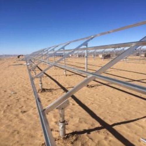 Solar Module Structures